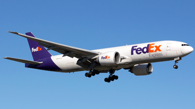 N863FD - Boeing 777-FS2 - FedEx