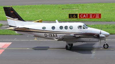A picture of DIXAA - Beech C90GTi King Air - [LJ1908] - © Karl K.