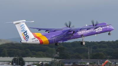 G-JEDW - Bombardier Dash 8-Q402 - Flybe