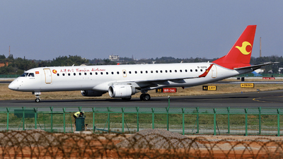 B-3232 - Embraer 190-200LR - Tianjin Airlines