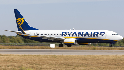 EI-EKO - Boeing 737-8AS - Ryanair