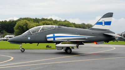 HW-341 - British Aerospace Hawk Mk.51 - Finland - Air Force