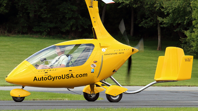N411AG - AutoGyro Europe Calidus - Private
