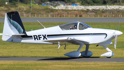 ZK-RFX - Vans RV-7A - Private