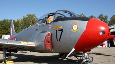 I-PROV - Hunting Percival Jet Provost T.3A - Private