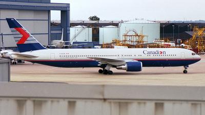 C-GLCA - Boeing 767-375(ER) - Canadian Airlines International