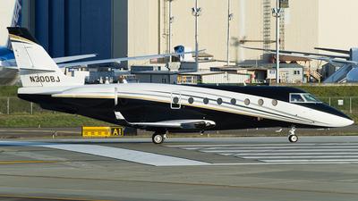 N300BJ - Gulfstream G200 - Private