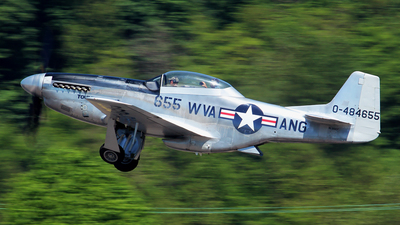 NL551CF - North American TF-51D Mustang - Collings Foundation