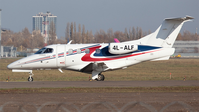 4L-ALF - Embraer 500 Phenom 100 - Private
