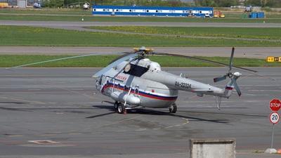 RA-22324 - Mil Mi-8MT Hip - Rossiya Airlines