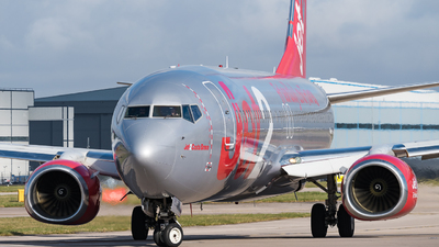 A picture of GJZHH - Boeing 73785P - Jet2 - © Flying no nozomi