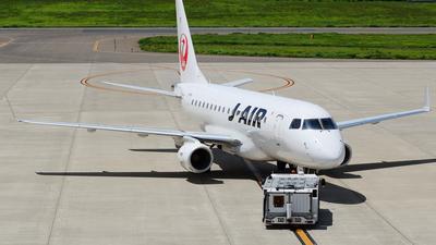 JA227J - Embraer 170-100STD - J-Air