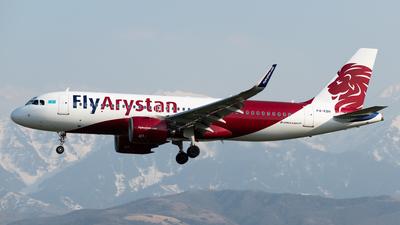 P4-KBH - Airbus A320-271N - Fly Arystan