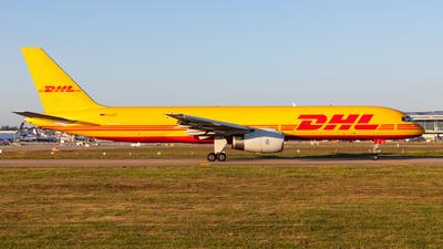 D-ALET - Boeing 757-28A(PCF) - DHL (European Air Transport)