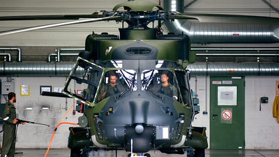 79-16 - NH Industries NH-90TTH - Germany - Army