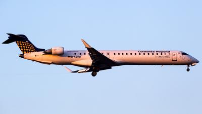 D-ACND - Bombardier CRJ-900 - Lufthansa Regional (CityLine)