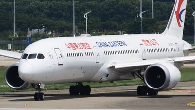 B-209N - Boeing 787-9 Dreamliner - China Eastern Airlines