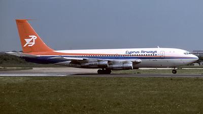 G-BCBB - Boeing 720-023B - Cyprus Airways