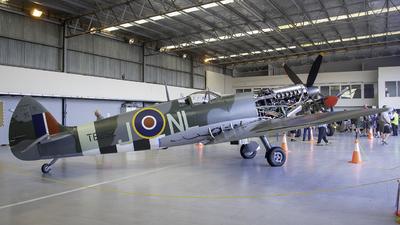 ZK-NLJ - Supermarine Spitfire Mk.XIV - Private