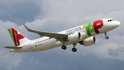 CS-TVD - Airbus A320-251N - TAP Air Portugal