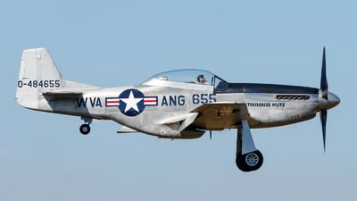 NL551CF - North American P-51D Mustang - Private