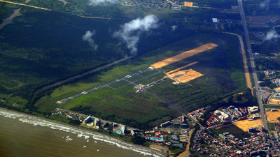 SVHG - Airport - Airport Overview