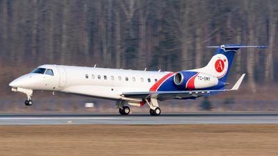 TC-SMY - Embraer ERJ-135BJ Legacy 600 - Private