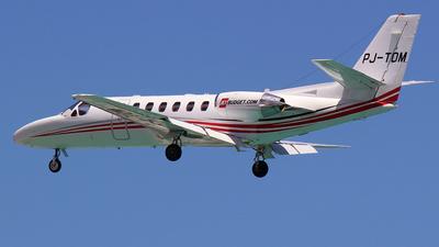 A picture of PJTOM - Cessna 560 Citation Ultra -  - © Darius Swoboda