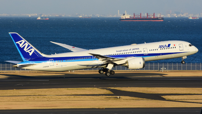JA830A - Boeing 787-9 Dreamliner - All Nippon Airways (ANA)