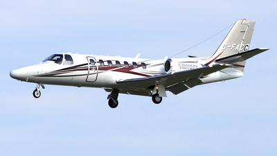 C-FACC - Cessna 560 Citation V - Private