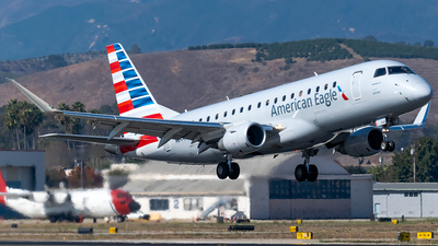 A picture of N244NN - Embraer E175LR - American Airlines - © Ricky Teteris