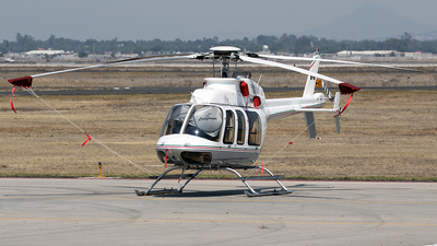 XC-LFF - Bell 407 - Mexico - Government