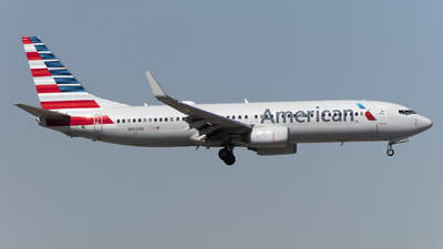 A picture of N826NN - Boeing 737823 - American Airlines - © Caballero Aguila
