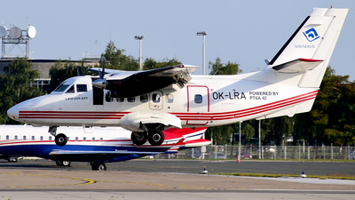 OK-LRA - Let L-410UVP-E Turbolet - Aeroservis