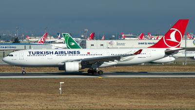 A picture of TCJIY - Airbus A330223 - [1221] - © OSDU