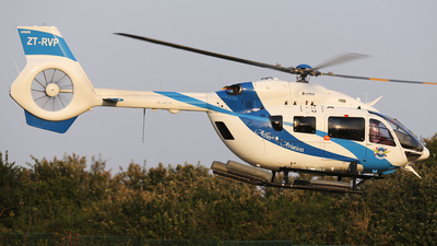 ZT-RVP - Airbus Helicopters H145 - Private