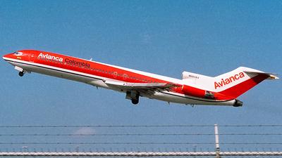 N202AV - Boeing 727-2Q9(Adv) - Avianca
