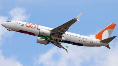 PR-GZQ - Boeing 737-8K2 - GOL Linhas Aéreas