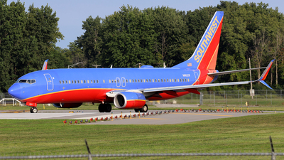 N8623F - Boeing 737-8H4 - Southwest Airlines