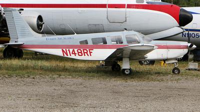 N148RF - Piper PA-32R-300 Cherokee Lance - Everts Air Alaska