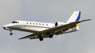 PH-JTJ - Cessna 680 Citation Sovereign - Private