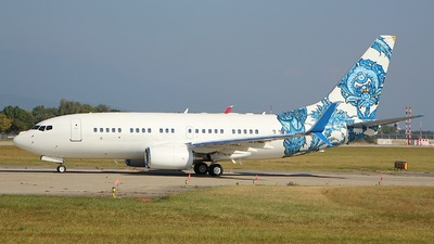N737ER - Boeing 737-7CJ (BBJ) - Private
