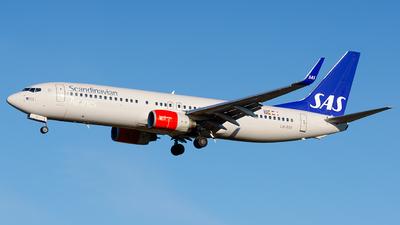 A picture of LNRRF - Boeing 73785P - SAS - © Laszlo Fekete