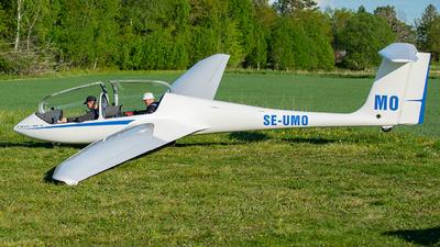 SE-UMO - Grob G-103C Twin III SL - Västerås Segelflygklubb