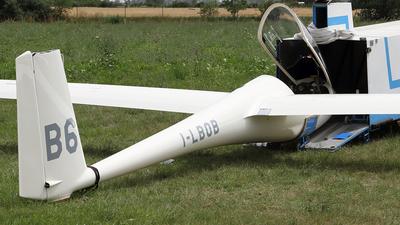 I-LBOB - Schleicher ASW-20 - Private