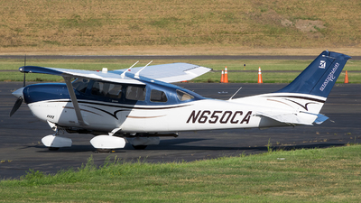 N650CA - Cessna T206H Stationair TC - Private