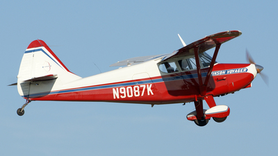 N9087K - Stinson 108-1 Voyager - Private