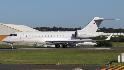 D-AGMF - Bombardier BD-700-1A10 Global Express - Private