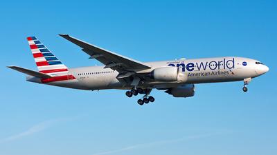 N791AN - Boeing 777-223(ER) - American Airlines