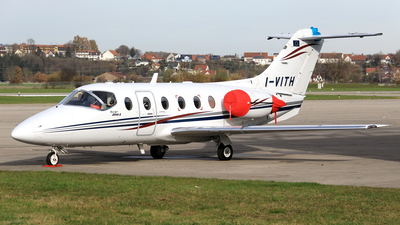 A picture of IVITH - Hawker Beechcraft 400XP -  - © Eddie Heisterkamp